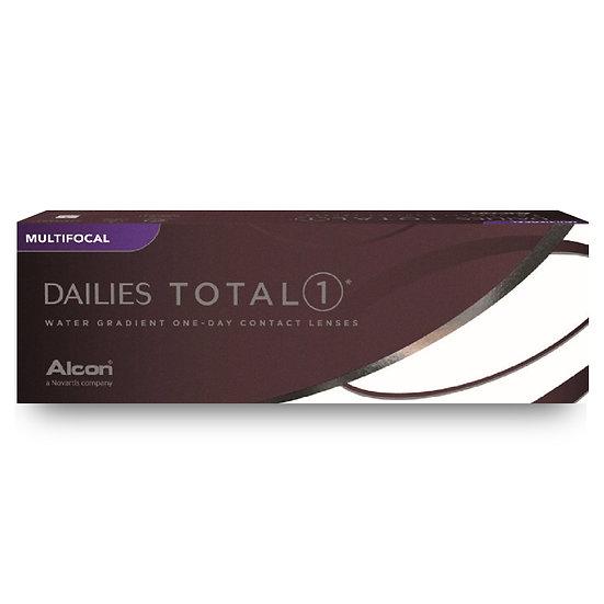 Total 1 Multifocal 1 box of 30 lenses