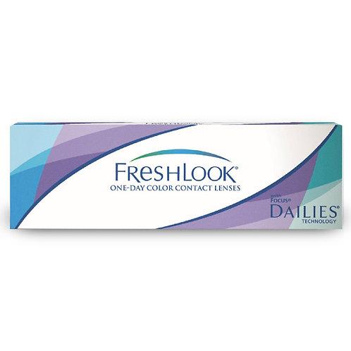 Freshlook Dailies 1 box of 10 lenses