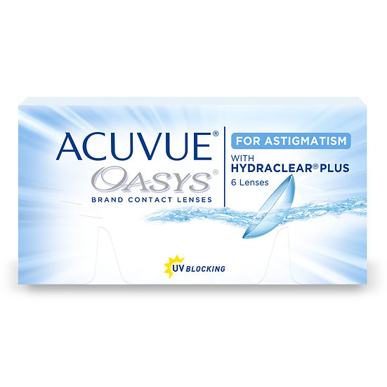 Acuvue OASYS for 1 box of 6 lenses