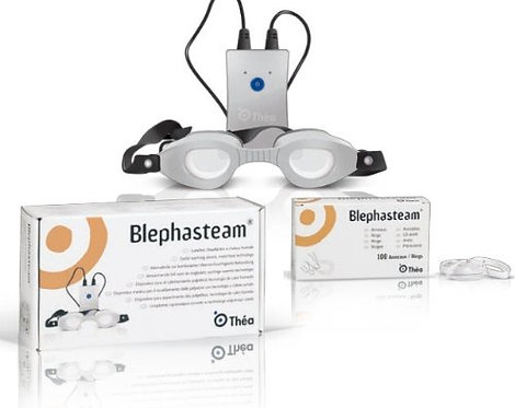 Blephasteam Goggles for Dry Eye