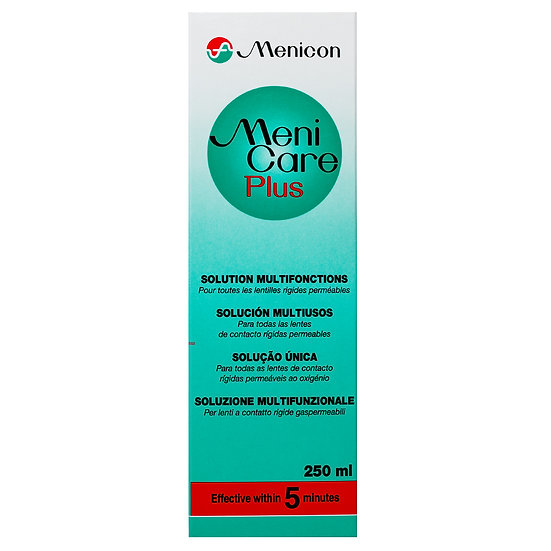Meni Care Plus 1x250ml Pack