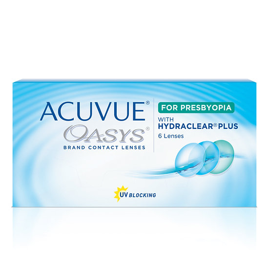 Acuvue OASYS for Presbyopia 1 box 6 lenses