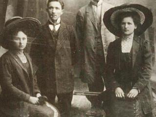 Grybowscy narzeczeni AD 1912
