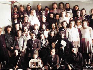 Szkoła Gospodarcza dla dziewcząt, rok 1944