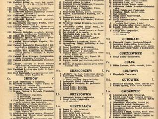 Do kogo w Grybowie można było się dodzwonić w 1932 r.