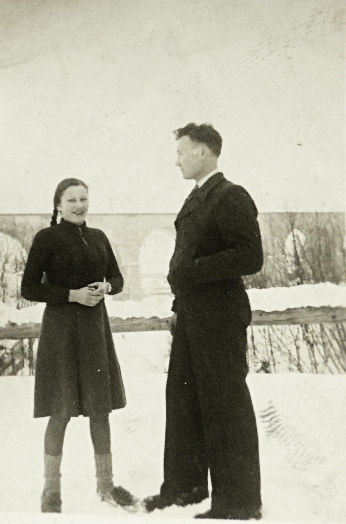Bernadetta Michalik i Adam Michalik