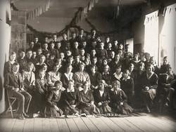 Gimnazjum Koedukacyjne, 1933