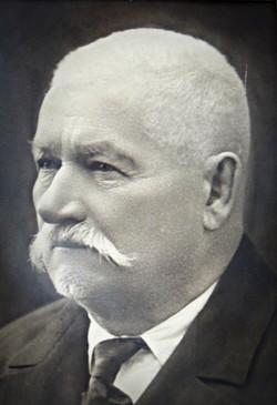 Burmistrz Karol Czapliński