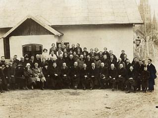 Szkoła Żeńska lata 20.