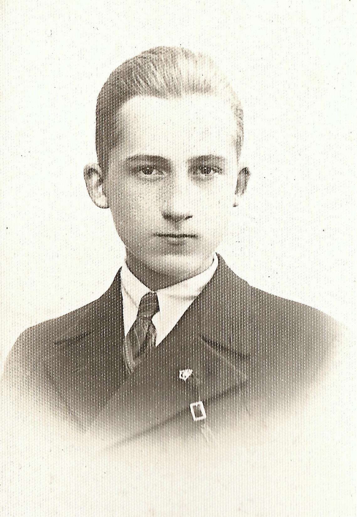 Adam Skinder ok. 1939