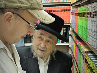 Rabin Grybowa, błp Naftali Halberstam