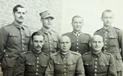1. z lewej brat J.Hodboda