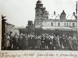 Zamek Kroenborg w Danii