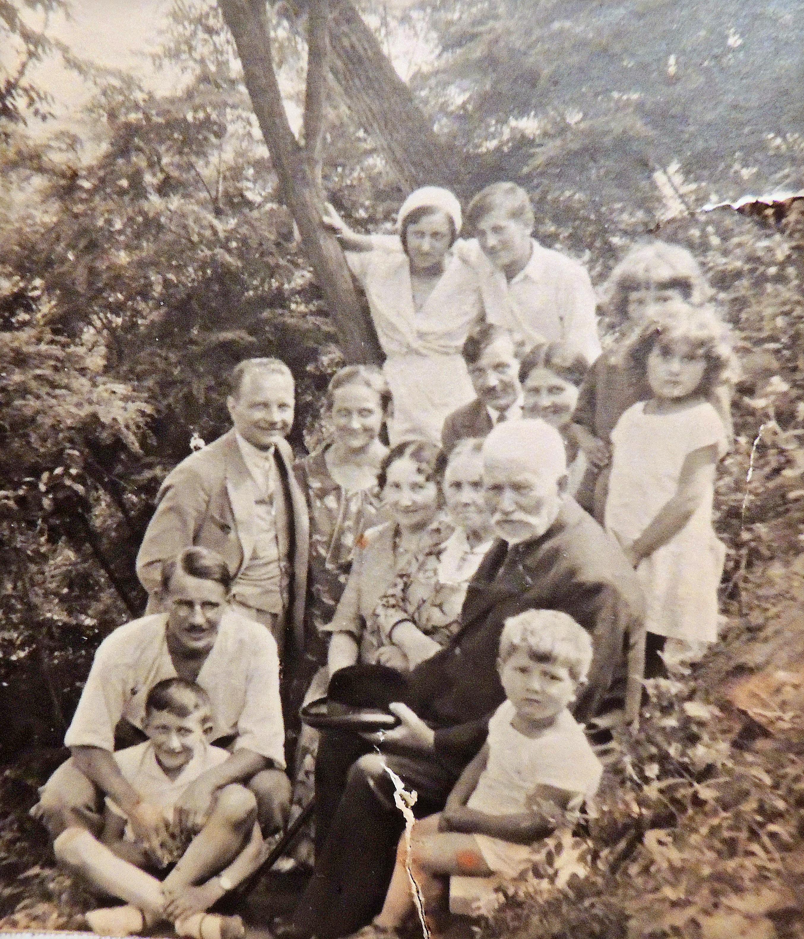 Rodzina Karola Czaplińskiego