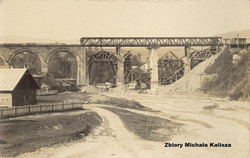 Dawny most kolejowy