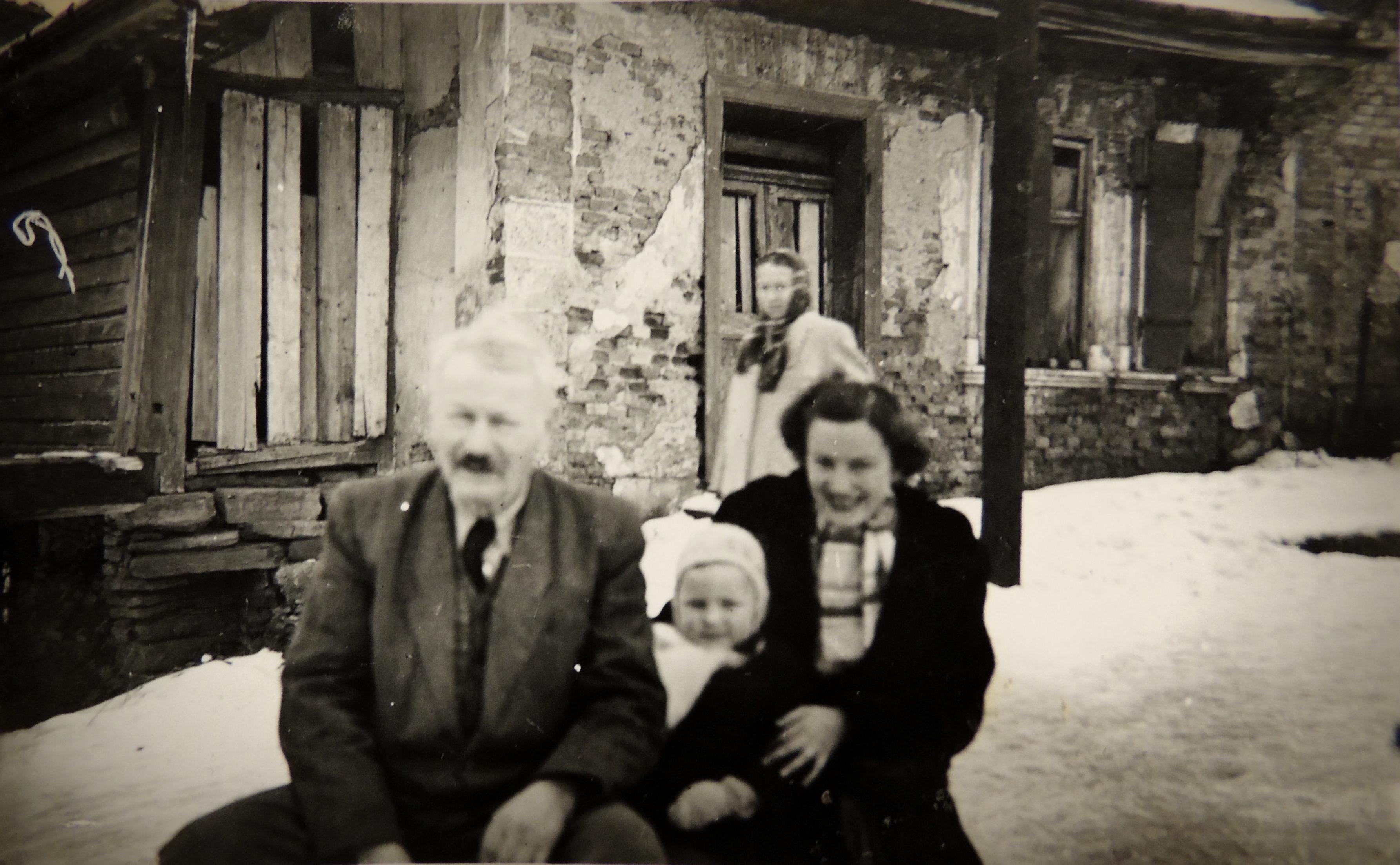 Jan Michalik z lewej