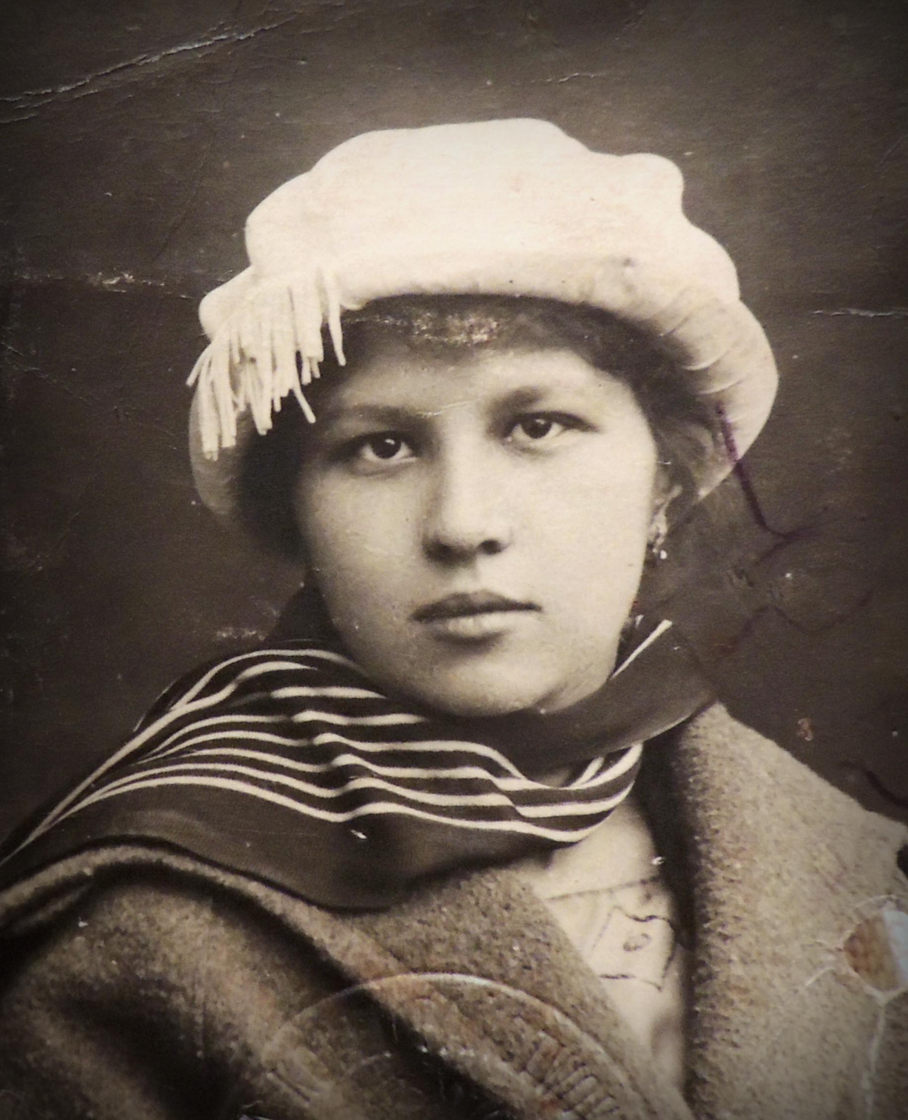 Olimpia Lipińska zd. Czaplińska