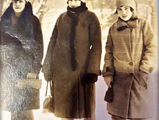 Fotografia grybowskich chaluc - sióstr Einhorn i Feigi Riegelhaupt