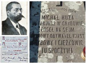 Zapomniany grybowianin - poseł na Sejm Galicji Michał Huza