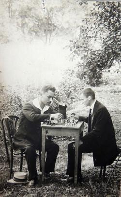 Walenty i Józef Hodbodowie