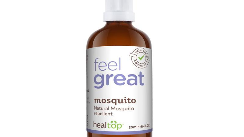 Mosquito - All Natural Repellent