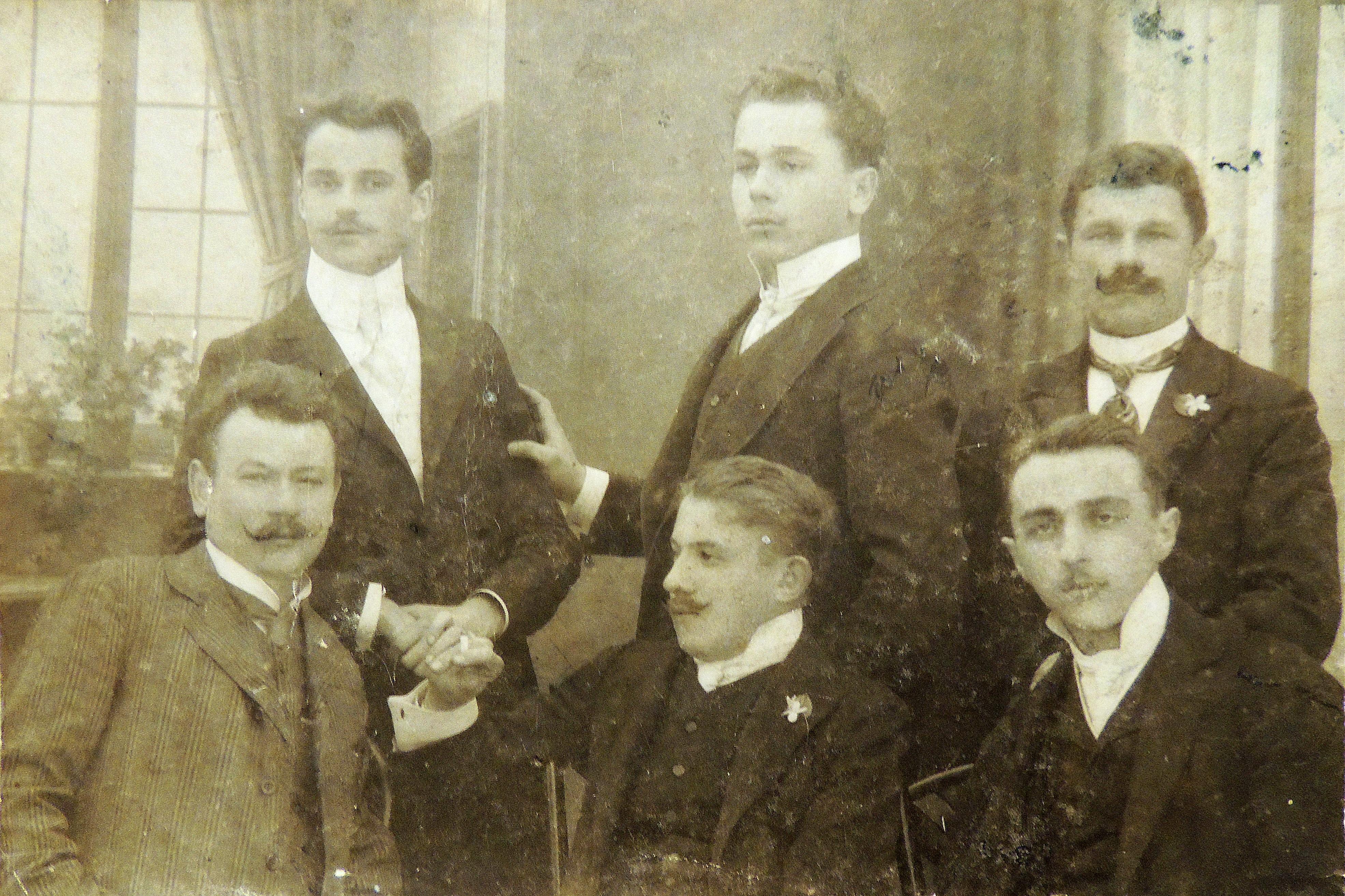 Około 1900-1910 r.