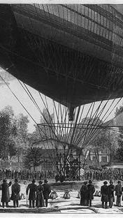 Wypadek balonowy w Boguszy z finałem w Grybowie, rok 1899