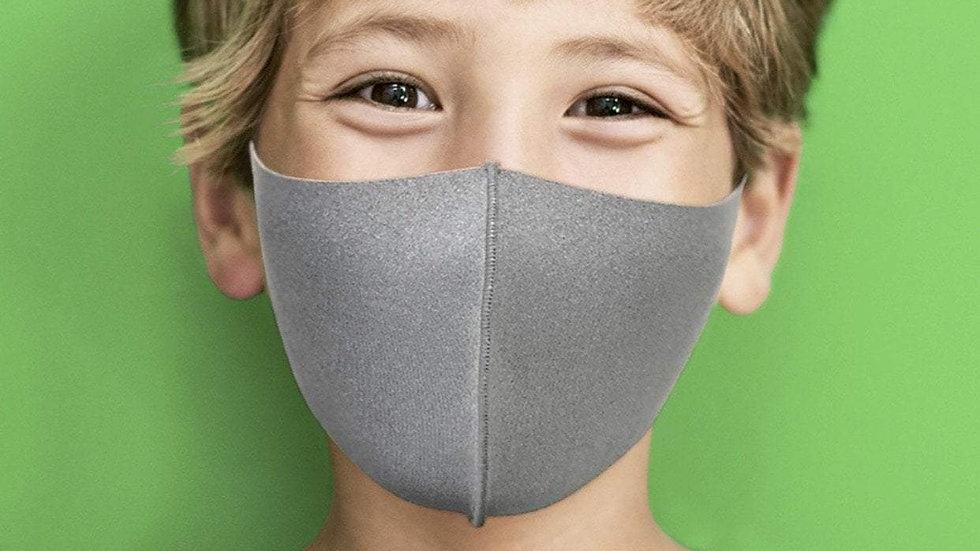 KIDS Anti-Bacterial Face-Mask - (3 Colors)