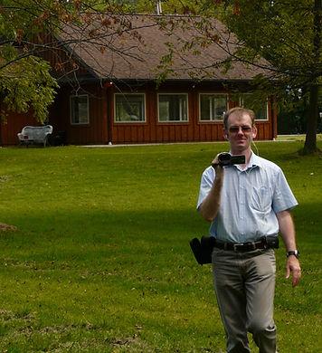 Marc Stuart Medium at Hydesville New York State