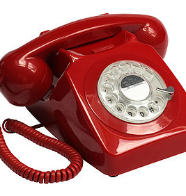 Do you remember the old telephones? The rotary dial or even the early push button styles?
