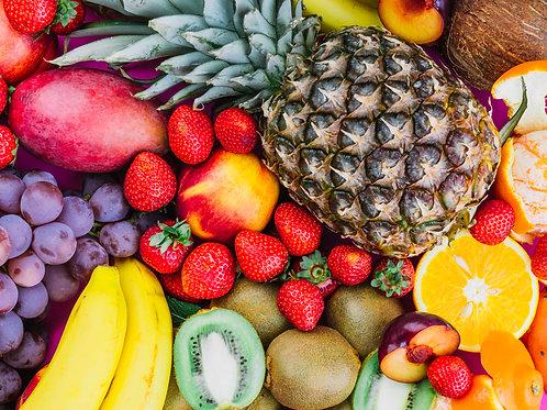 Box 1 Frutas Mensal