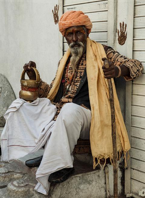 Mon Voyage en Inde - Regard