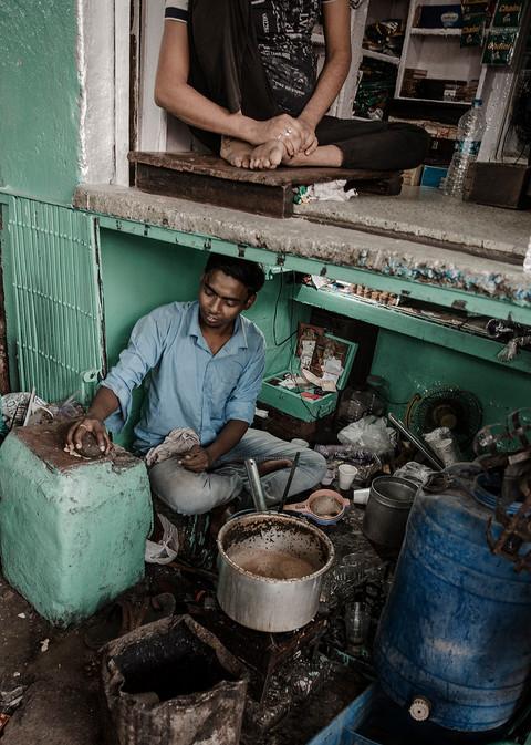 Mon Voyage en Inde - New Delhi