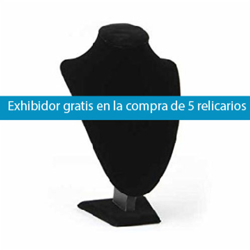 Exhibidor Relicarios Joyería
