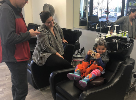 HAIRCARE LESSONS FOR PARENTS