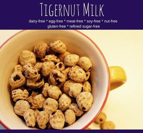 Weekly Food Prep Series: Tigernut Milk