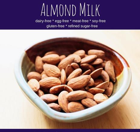 Weekly Food Prep Series: Almond Milk