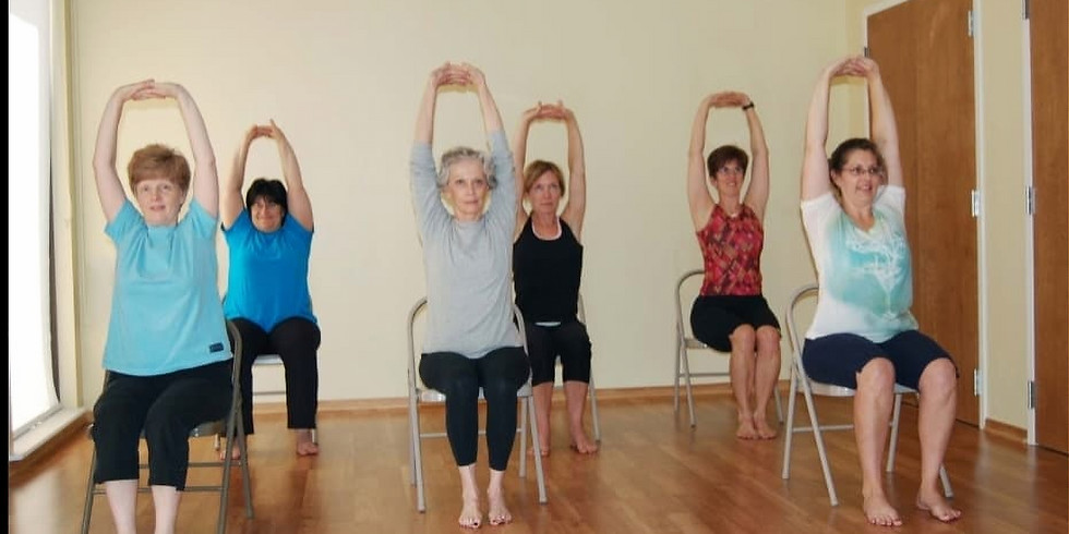 Chair/Office Yoga   4 Week Course