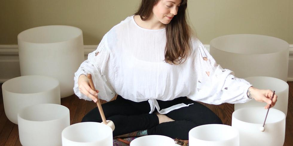 Chakra Tuning | Relaxation + Sound Healing