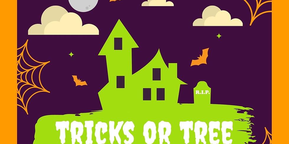 Tricks or Tree | Kids Costume Yoga