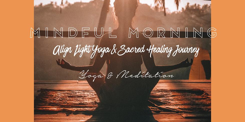 Mindful Morning | Yoga + Community Meditation