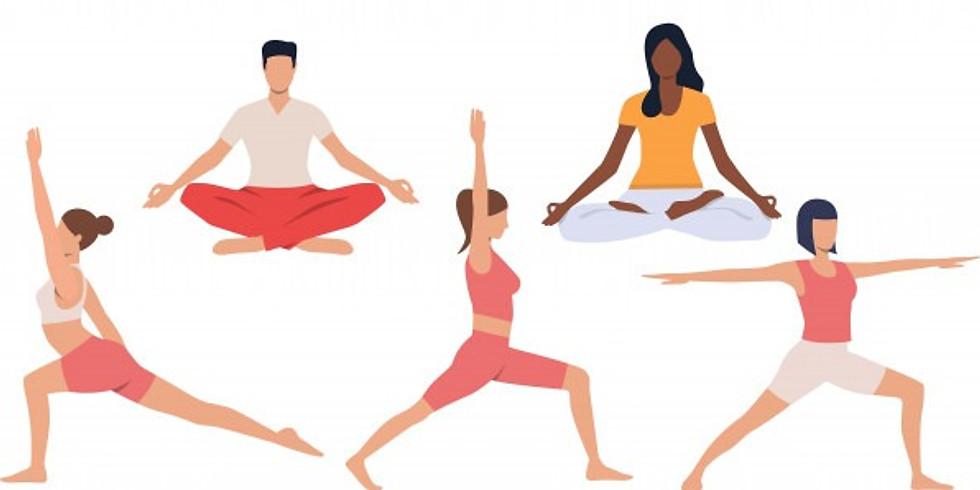 Beginner Yoga   4 Week Series