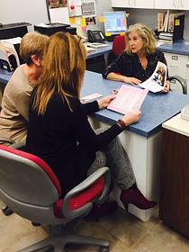 jamie levine meeting with doctors office