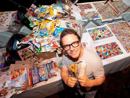 Pop Art Guru Michael Albert