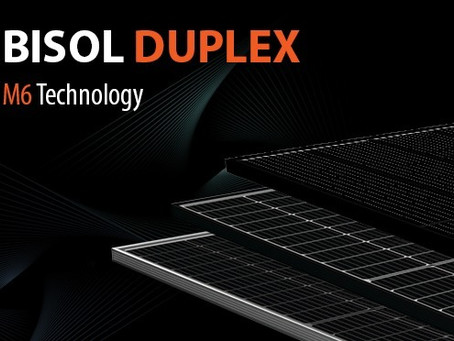 Production Update and New BISOL Duplex Module
