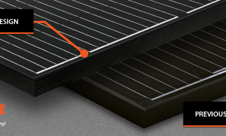 BISOL PV modules with more symmetrical appearance