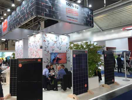 Intersolar Europe Trade Fair