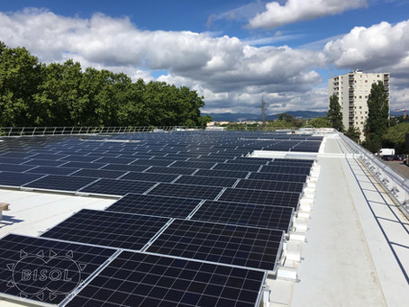BISOL modules qualified for low carbon projects in France