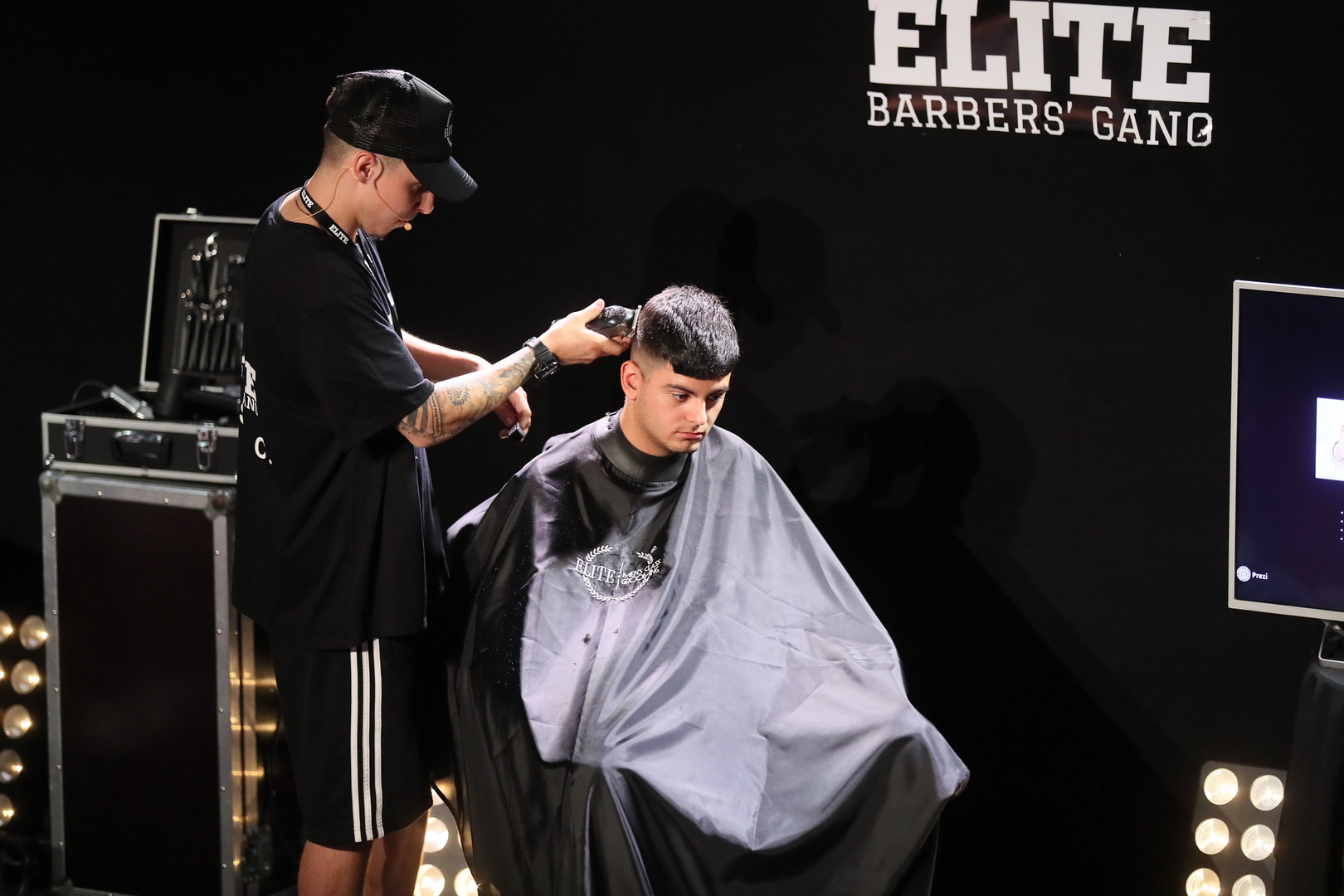 Elite Barbers Gang