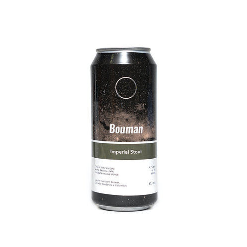 Bouman | Imperial Stout | 473 mL